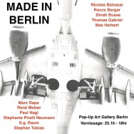 made in berlin - pop-up art gallery