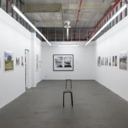 Installation view of Michele Caliari & Stephanie Neumann / photo: Christian Reister
